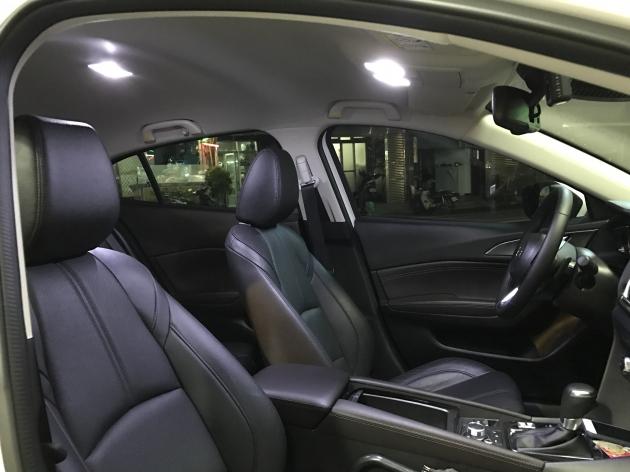 LED 室內燈 後箱燈 1
