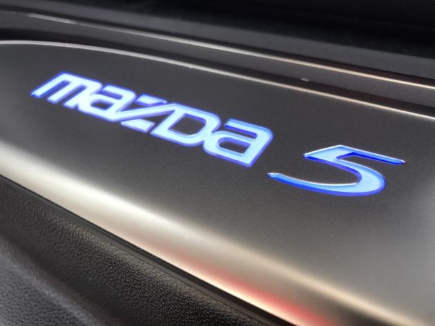 LED 藍光 迎賓踏板 3