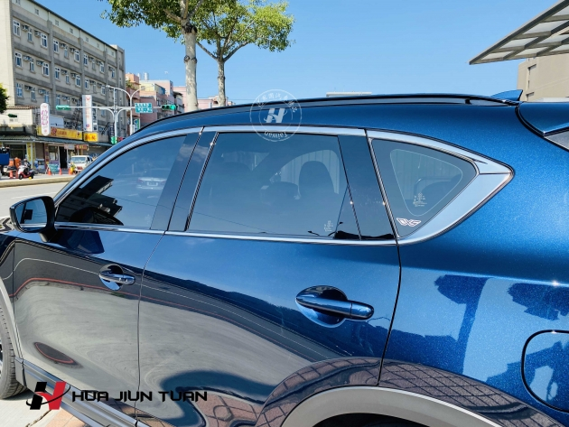 CX-5 II 車窗飾條 1