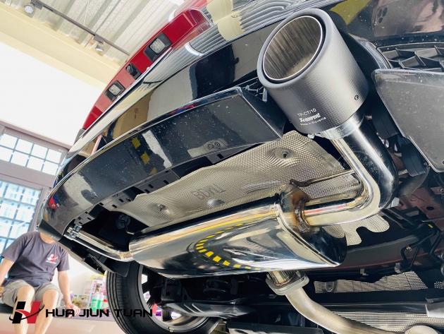 4M3 MCK 排氣管 (5D) 2
