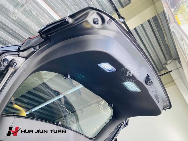 CX-5 II LED尾廂燈 3