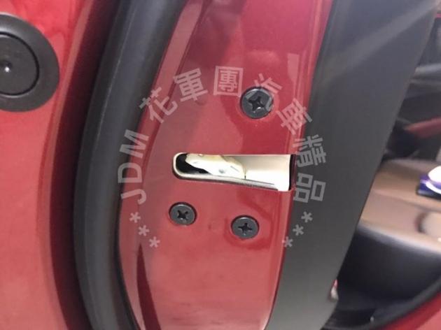 車門螺絲保護蓋 2