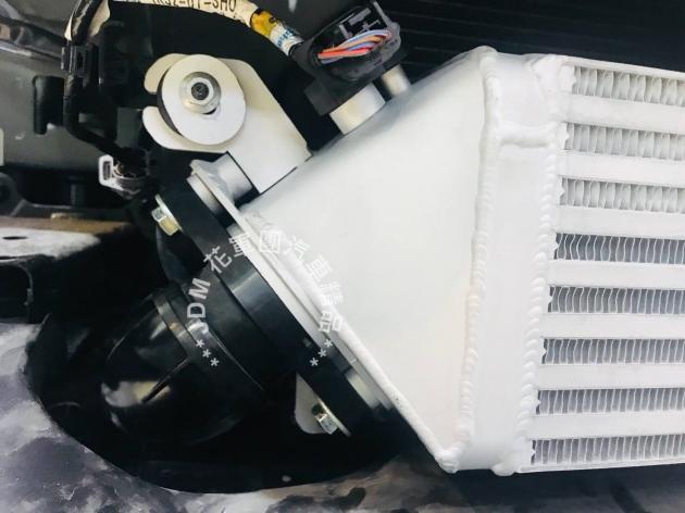 中央冷卻器 3