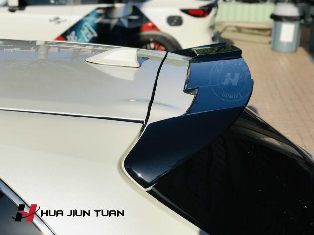 AURIS 尾翼 4
