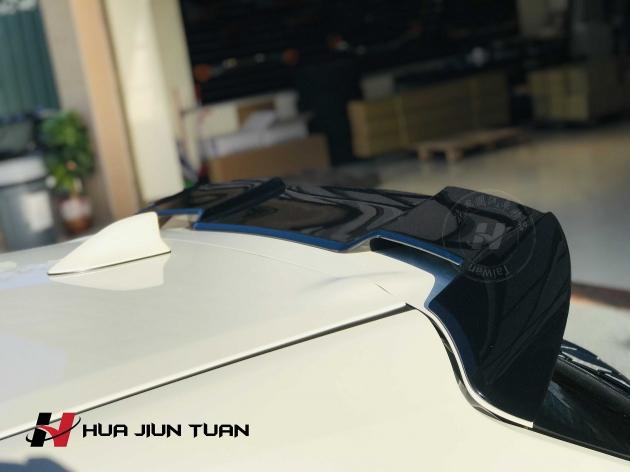AURIS 尾翼 5